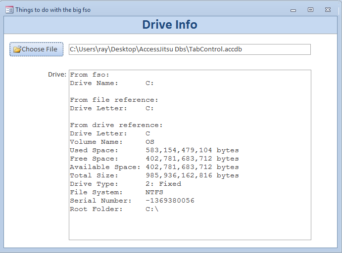 How To Use FileSystemObject with Visual Basic